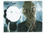 "Ruari Mears ""Ood"" (Doctor Who) #7"